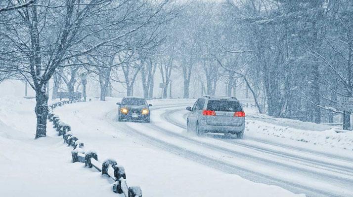 فصل زمستان در کانادا