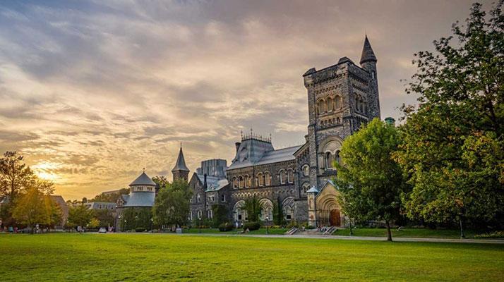 لیست دانشگاه های برتر کانادا