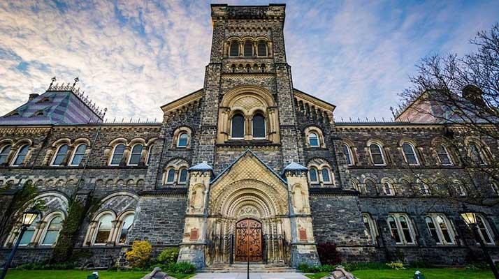 ورود به دانشگاه های کانادا