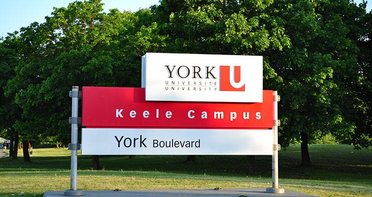 دریافت نامه پذیرش از دانشگاه یورک
