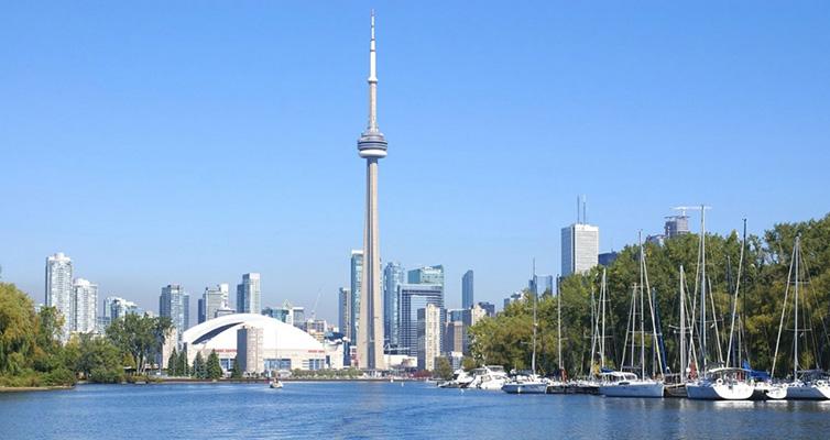 برج CN Tower - تورنتو کانادا