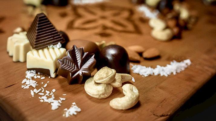 شرکت صلح با شکلات