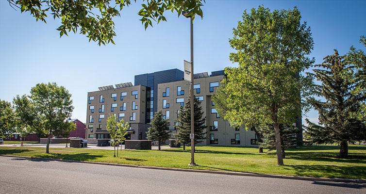 کالج لث بریج کانادا