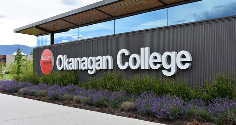 کالج اوکاناگان کانادا