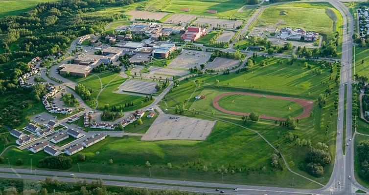 کالج Red Deer کانادا
